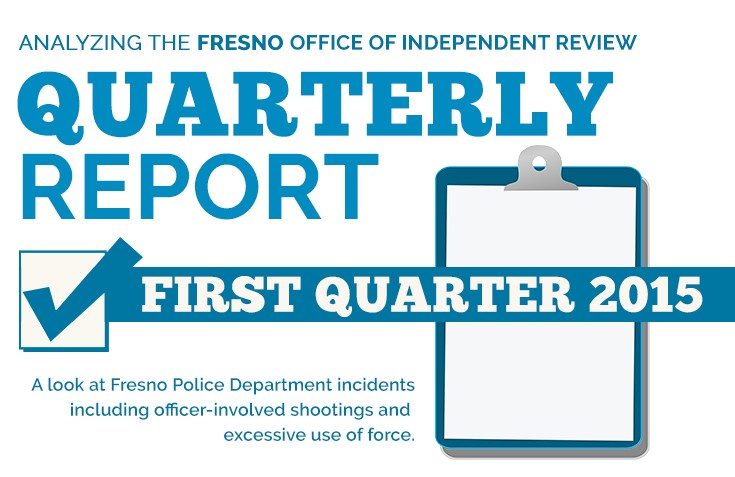 Fresno PD report says police shootings down (Infographic)